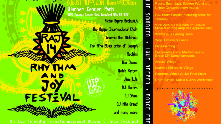 Rhythm and Joy Festival 2014