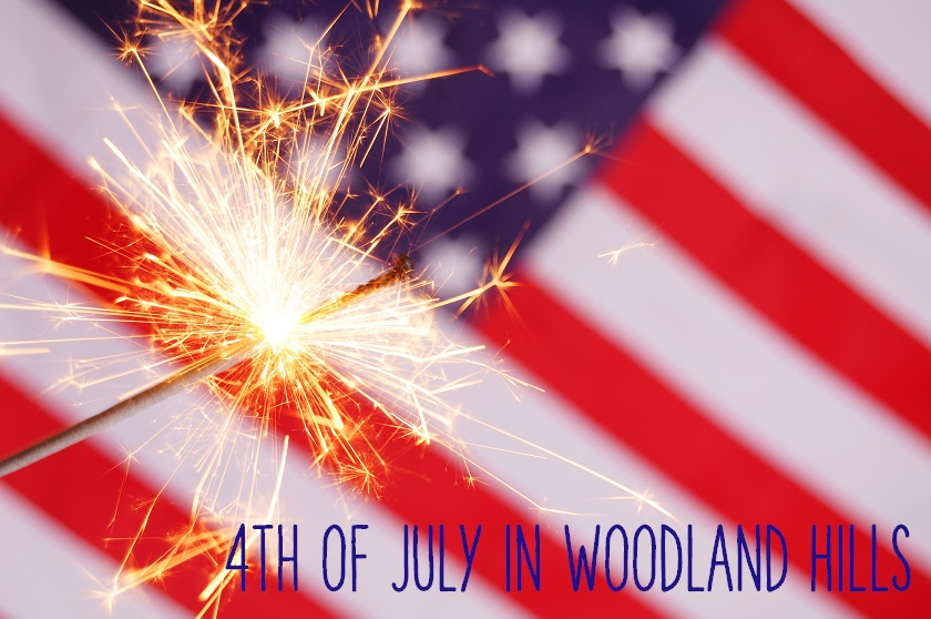 4th of July in Woodland Hills