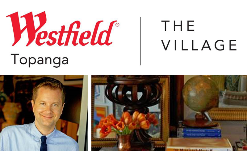 Nathan Turner Partners with Westfield Topanga The Village
