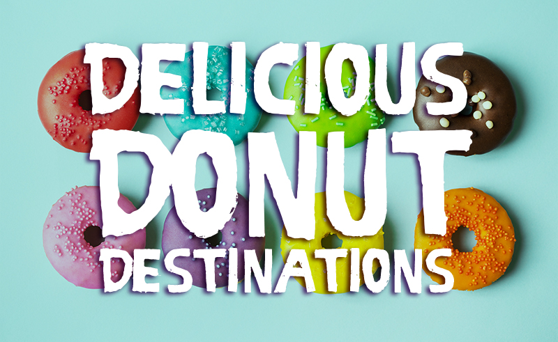 The Best Donuts in Woodland Hills