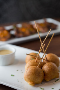 Lollipop Corn Dogs