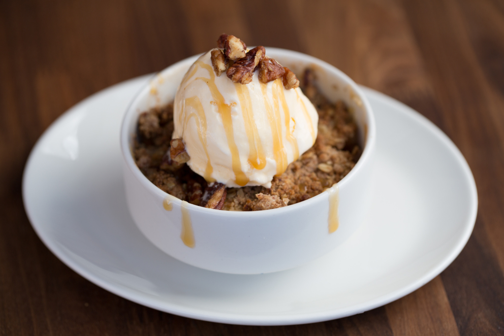 Eureka Apple Crisp