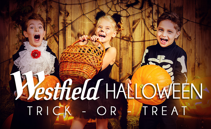 Halloween Trick-or-Treat at Westfield Topanga & The Village