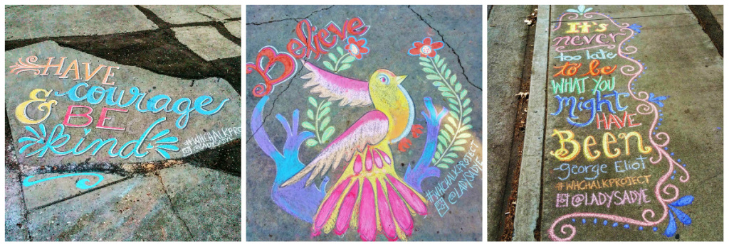 The Woodland Hills Chalk Project