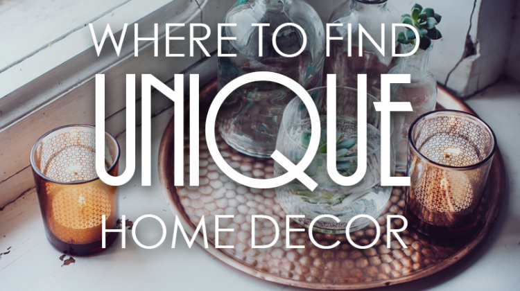 Where to find unique home decor in Woodland Hills