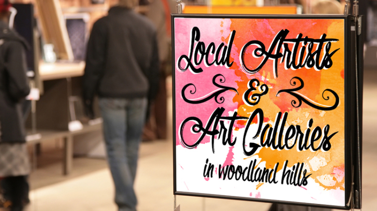 Local Artists and Galleries in Woodland Hills
