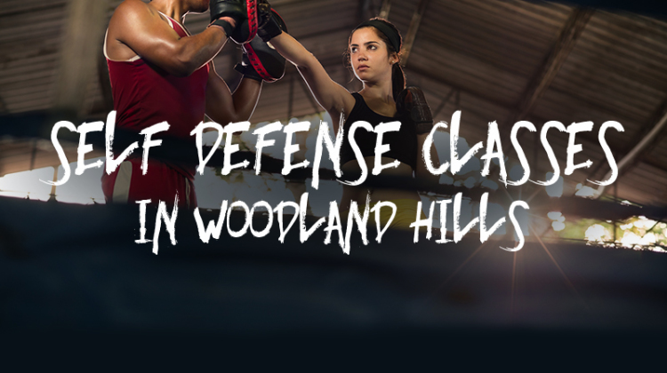 self defense classes in woodland hills