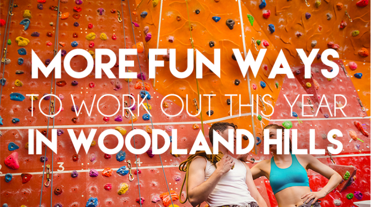 Alternative Work Outs in Woodland Hills
