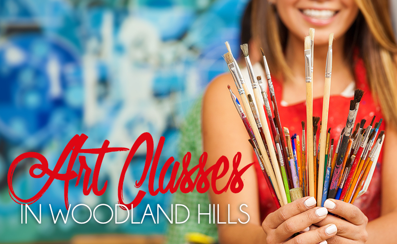 Art Classes in Woodland Hills