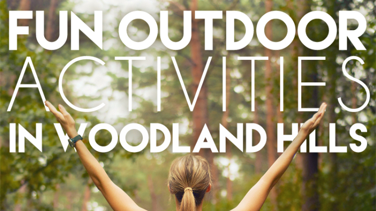 Healthy Lifestyle FitFun outdoor activities in Woodland Hills.