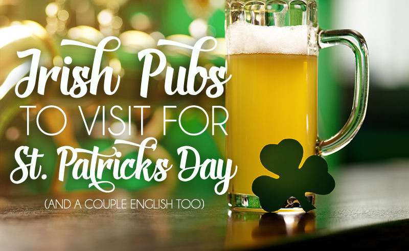 St. Patrick's Day events in Woodland Hills