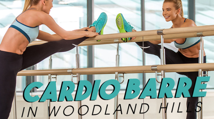 Cardio Barre Classes in Woodland Hills