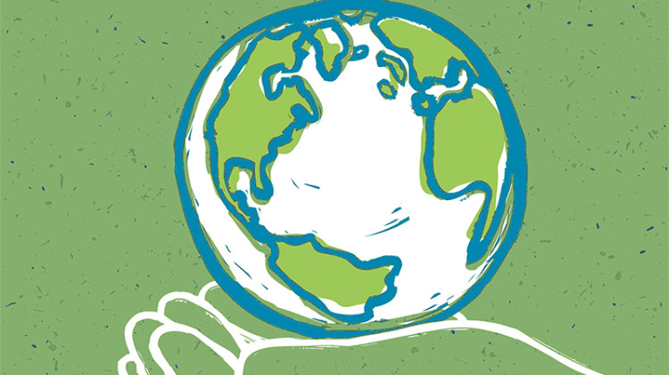 Happy Earth Day from Woodland Hills Magazine