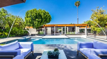 Lavish Modern Oasis in Woodland Hills only $2.4M