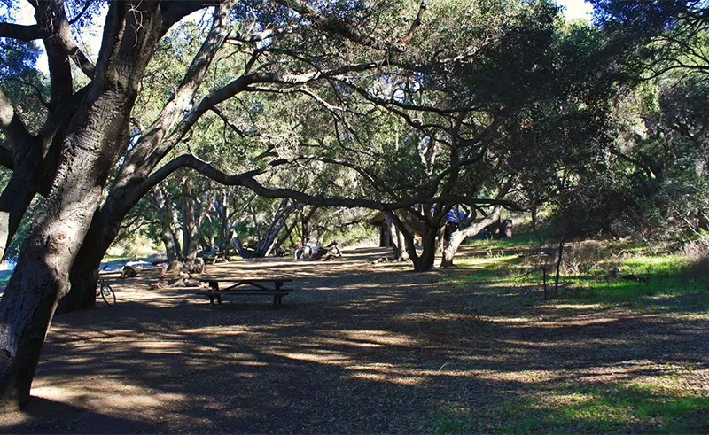 malibu-creek-campground-camping-near-woodland-hills