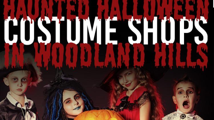 Halloween Costume Shops in Woodland Hills