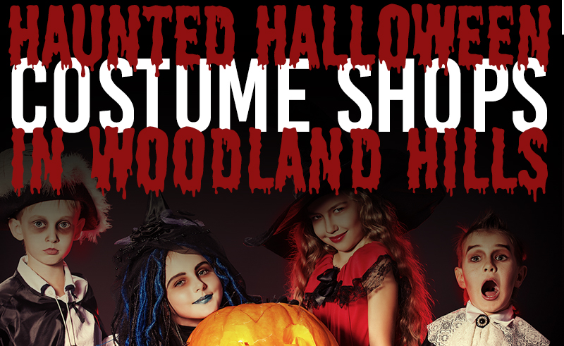 Halloween Costume Shops in Woodland Hills