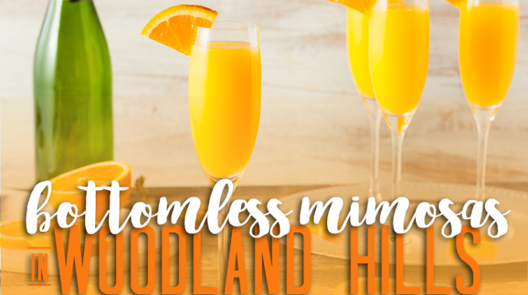 Bottomless Mimosas in Woodland Hills