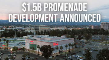 Westfield Announces $1.5 for the Promenade in Woodland Hills