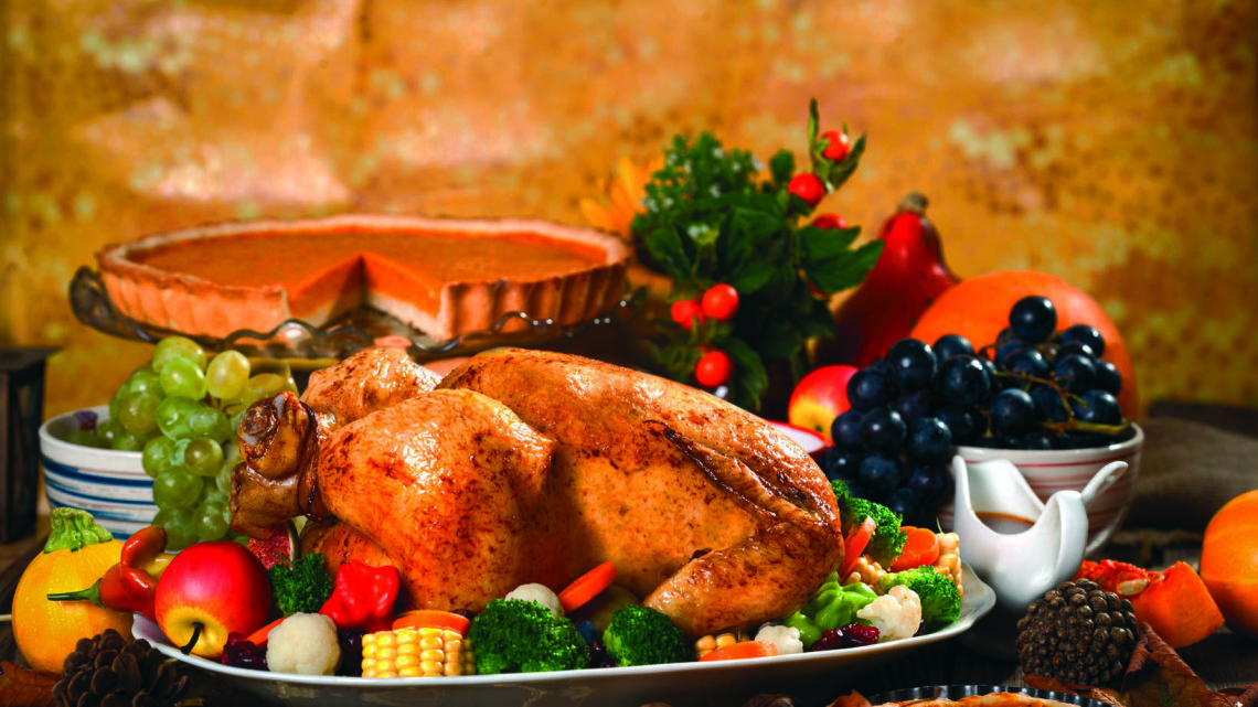 Enjoy a Bountiful Thanksgiving Buffet at Hilton Woodland Hills