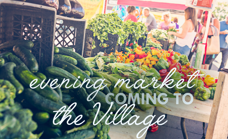 evening Farmers Market at The Village at Westfield Topanga