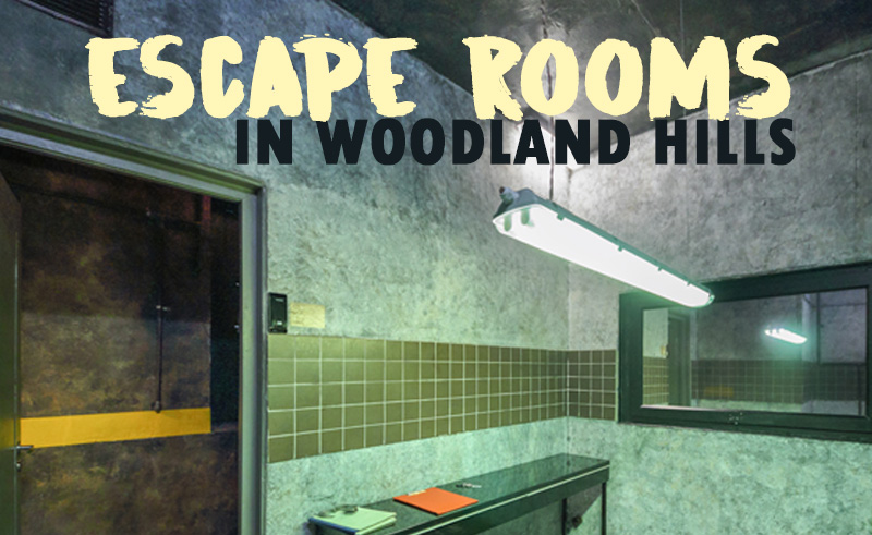 Escape Rooms Woodland Hills