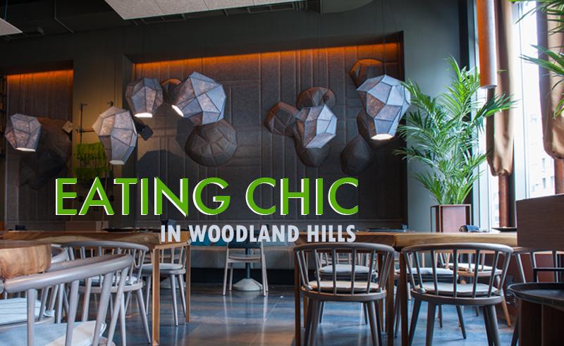 The Top Concept Restaurants in Woodland Hills