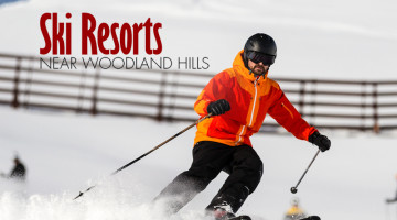 great Ski Resorts Near Woodland Hills