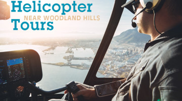 Helicopter Tours Near Woodland Hills