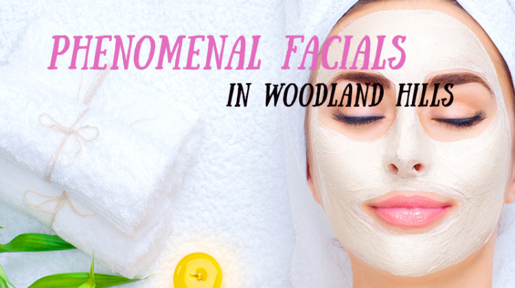 facial salons in woodland hills