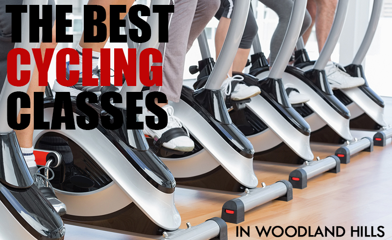cycling classes in woodland hills