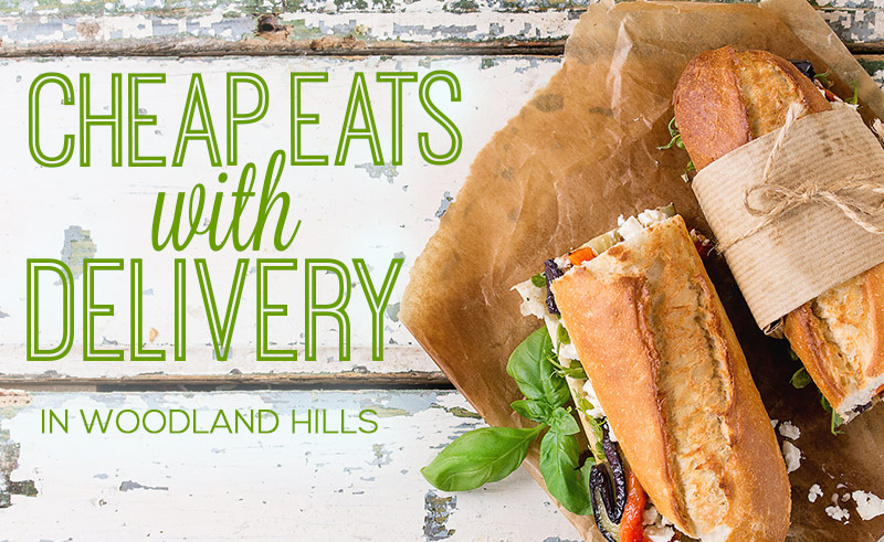 delivery in Woodland Hills