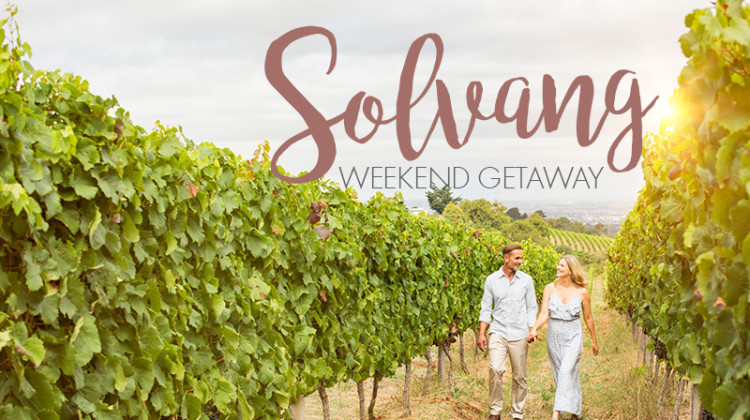 Solvang Weekend Article Cover