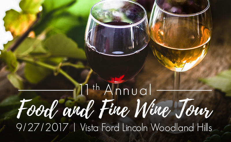 11th Food and Fine Wine Tour