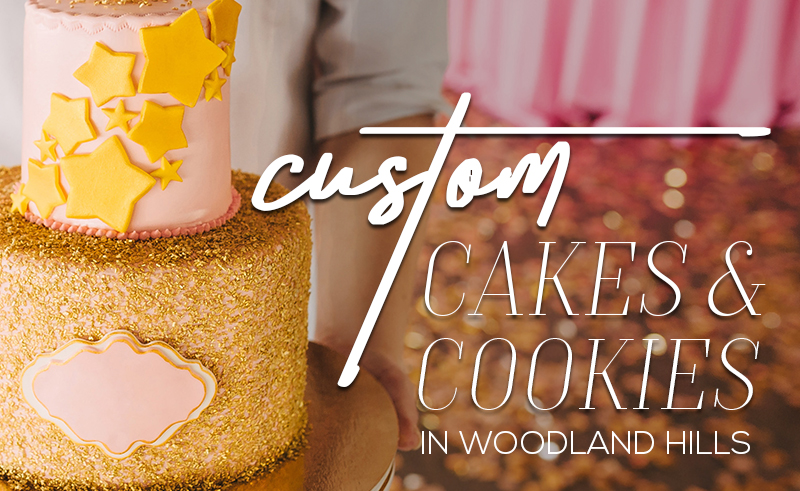 Custom Cakes and Cookies